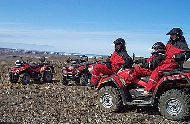 квадроциклы в исландии