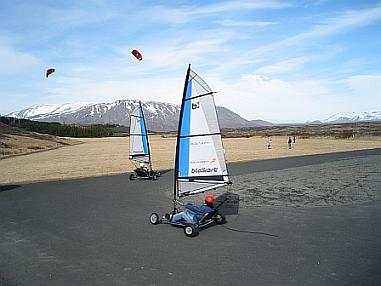 Активный экстрим отдых в Исландии